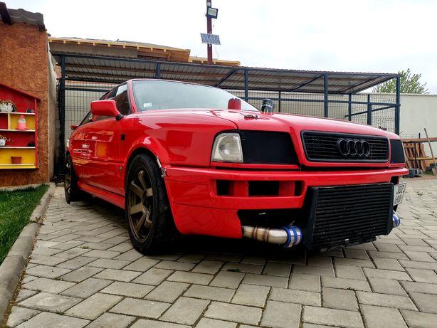 Audi s2 vr6 turbo 700cp! Quattro!