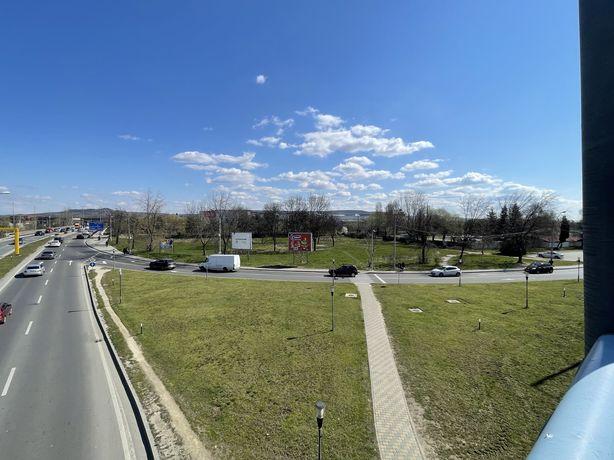 Inchiriez teren Pitesti 7000 mp Calea Bucuresti