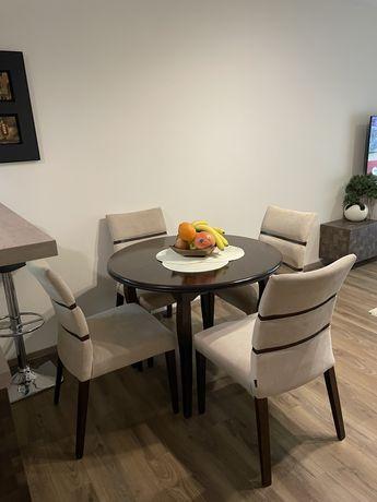 Трапечна маса 4 стола