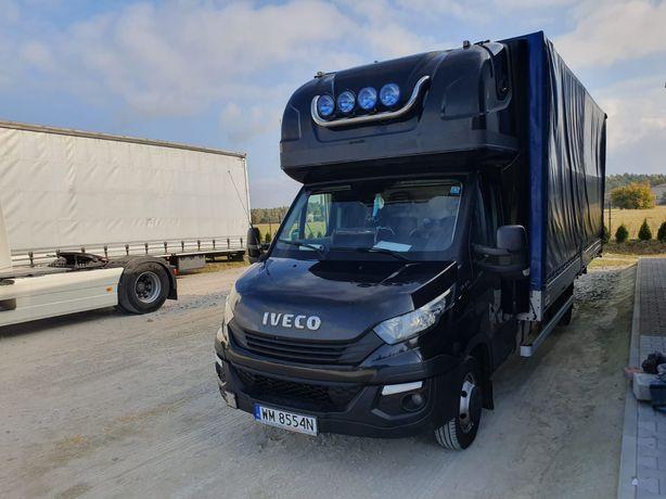 Iveco daily kat b 6,10 m  12 europaleti 2017