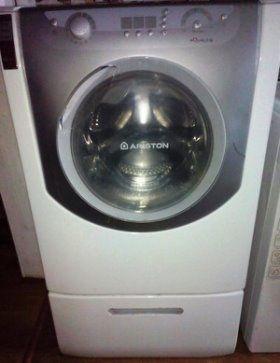 Стиральная машинка ariston aqvaltis 7.5 kg
