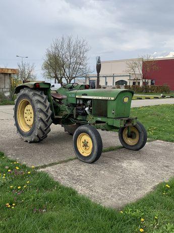 Tractor john deere 1120
