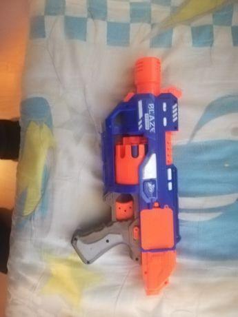 Дедска пушка blaze storm