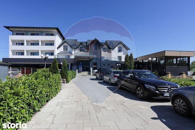 Hotel/Complex turistic în stațiunea balneară Tășnad Satu Mare