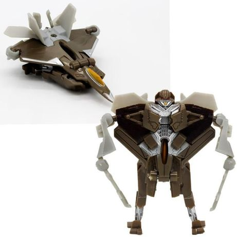 Vand jucarie transformers robot - avion