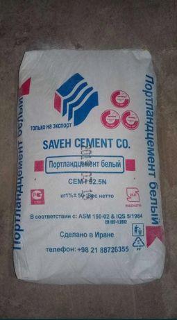 Белый цемент в Алмате