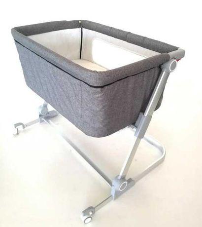 Приставная люлька К6 кровать для новорожденных Алматы манеж детский
