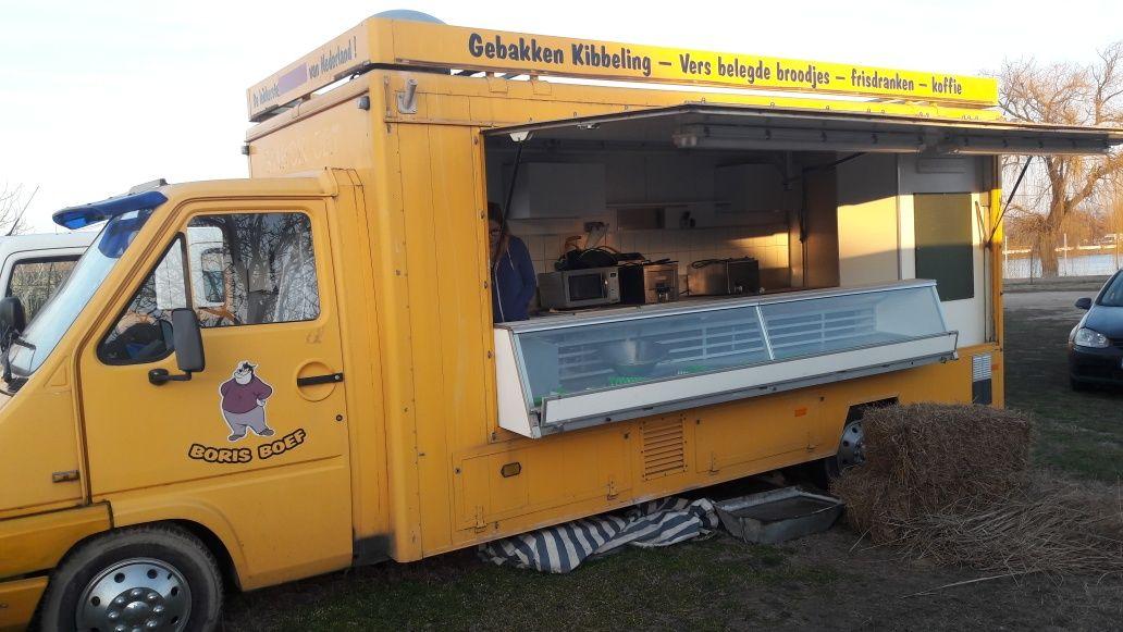 Caravana fast food .fast food truck