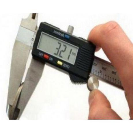 o scula de precizie,subler inox digital cu display lcd,braun,ramburs