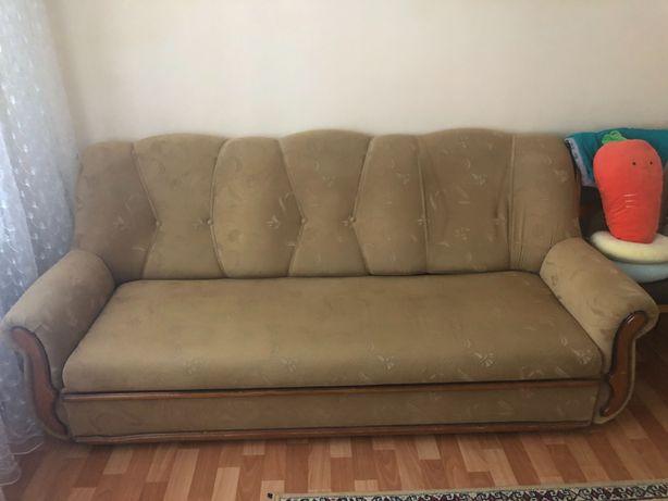 Комплект диван и два кресла