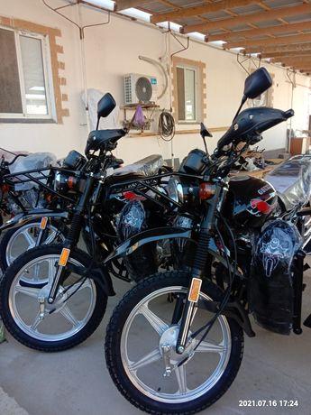 Новые свежие мотоциклы