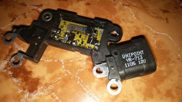 Реле регулатор зареждане алтернатор isuzu