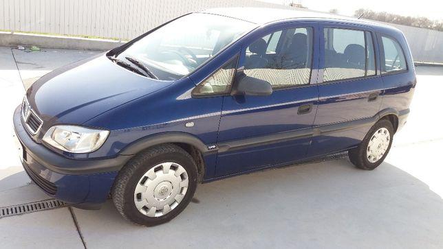 Dezmembrez Opel Zafira 1.8i 16v euro 4 2005