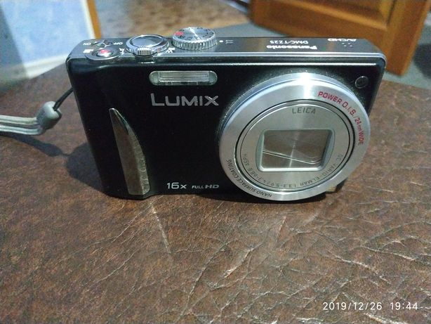 Фотоаппарат- panasonic lumix dmc-tz25