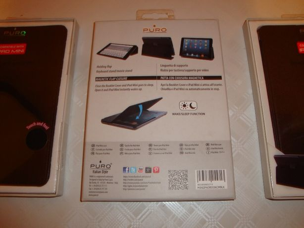 Husa Puro Apple ipad mini booklet cover
