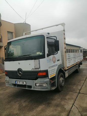 Mercedes Atego -  Camion 12,5t   ITP, Deosebit