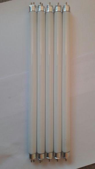 Луминесцентни лампи T5 8W червени, зелени, жълти и сини