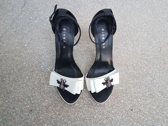 Дамски елегантни обувки Diverso
