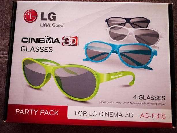Ochelari 3D LG