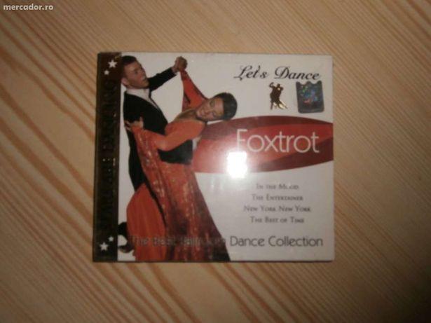 cd Foxtrot -Let`s dance