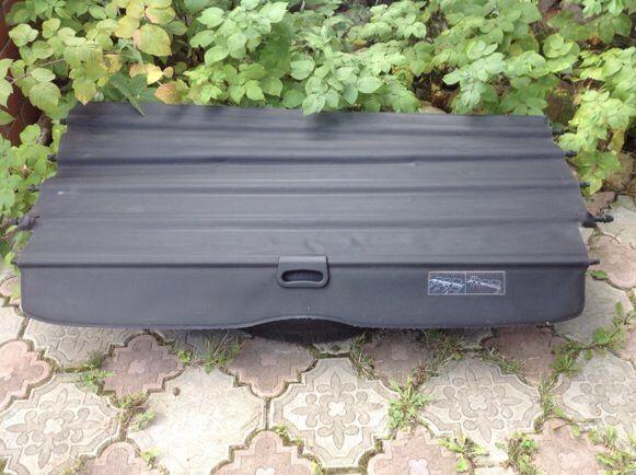 Шторка в багажник дорестайлинг, bmw x5 e53; бмв х5 е53