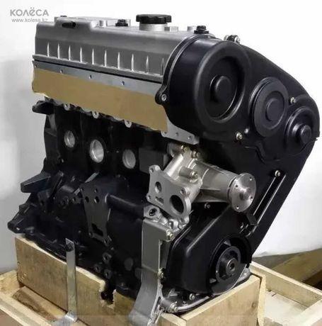 Новые двигатели в сборе 4D56, 2KD, 2TR, 5L, 3L