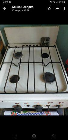 Советская газовая плита