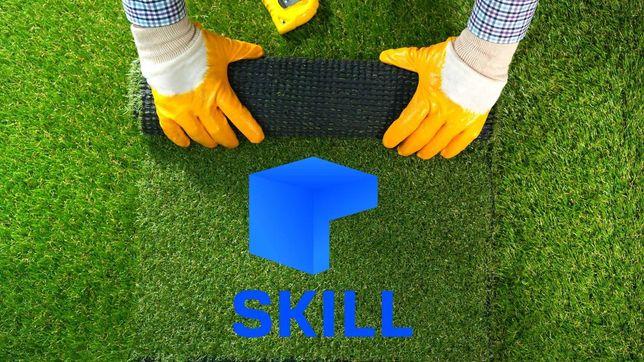 Искусственный газон от SKILL Company