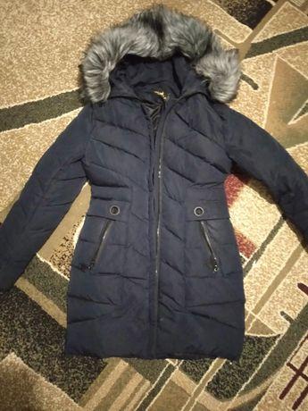 Продам куртку женская очень теплая зимняя
