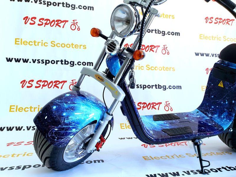 Citycoco скутер VS 800 • Харли скутер VS 800 • VS Sport гр. Бургас - image 1