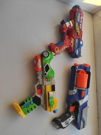 Продам Strongarm n-strike elite spidermen super trasmutation gun