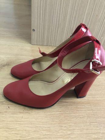 Pantofi piele Guban