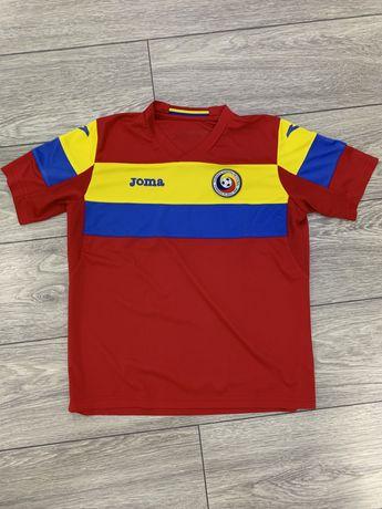 Tricou fotbal copii echipa nationala Joma