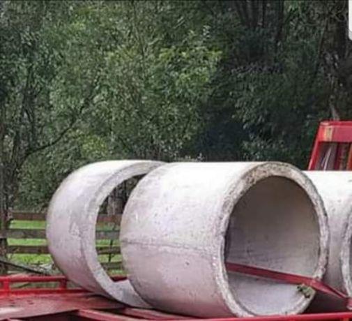 Vand tuburi beton fosa oale fantana