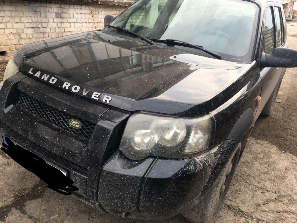 Dezmembrari Land Rover Freelander1 td4 diesel 2.0 tdi dezmembrez piese