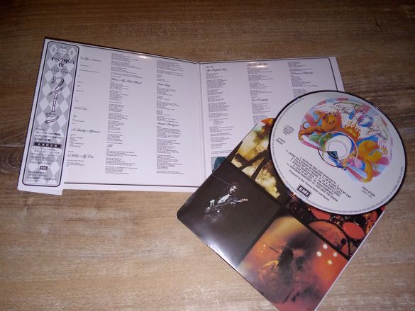 Queen-A night at the opera Japan CD