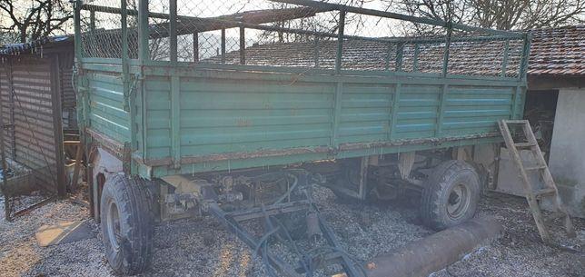 Remorca agricola RM7 înmatriculată 7 t