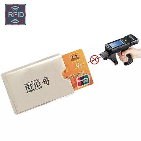 Protecție CARD CONTACTLESS* Anti-furt*