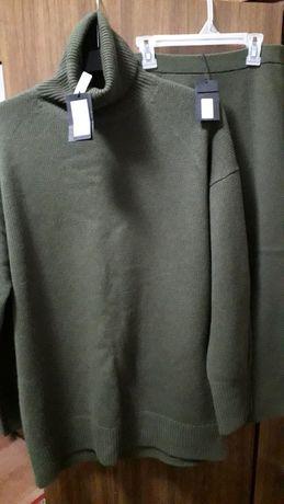Продам двойка юбка и свитер