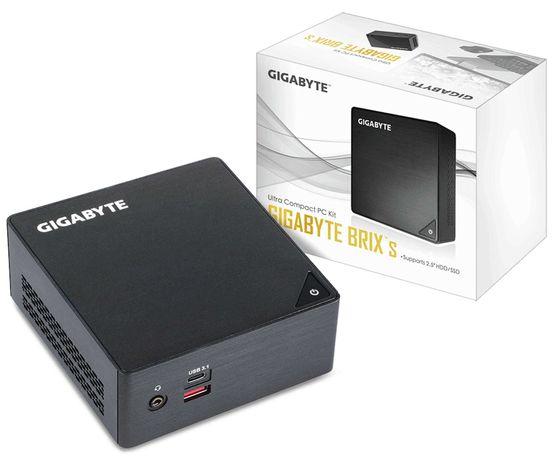 Продам мини ПК  Core i3 7100 Gigabyte Возможен обмен