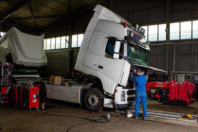 Ремонт грузовых автомобилей и Запчасти для грузовиков