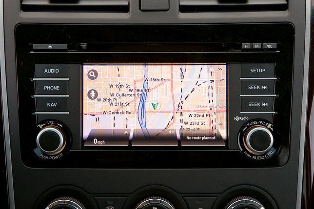 NB1 Mazda 6 CX-5 CX-9 Harta SD Navigatie Europa ROMANIA sd