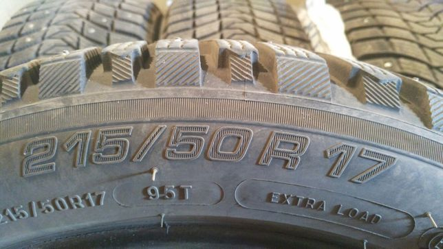 Michelin X-Ice North 3 215 50 R17