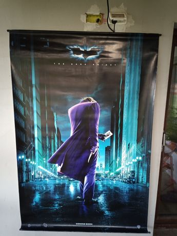 Poster, afis, banner Joker ( The Dark Knight 2008)
