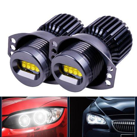 160W ЛЕД LED Angel Eyes Ангелски Очи BMW  E60 X5 E61 E70 E90 E91 X6