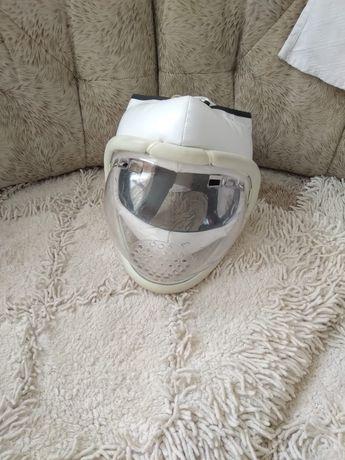 Шлем для занятий кудо