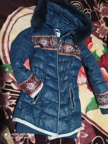Куртка зимняя за 5000
