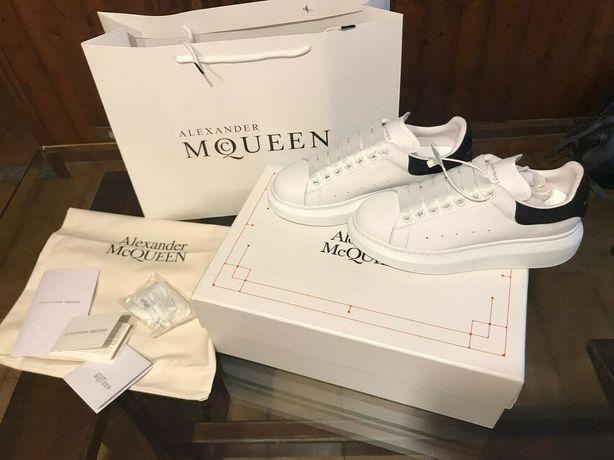 Adidasi Alexander McQueen piele calitatea premium 1:1