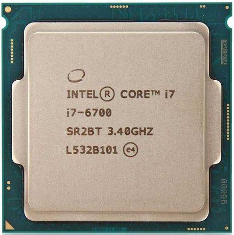 Процессор i7 6700