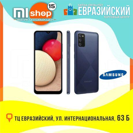 MiSHOP15 Samsung A02S (ТЦ Евразийский,  1 этаж, ул. Букетова 52)